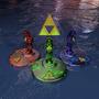 The Three Goddeses Reworked