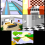 Rndm Flash backgrounds/layouts by SmokeryDots