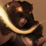 DnD Commission: Hellfire Tiefling Dancer