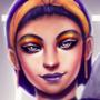 Quinn-Inspired Fashion Concept