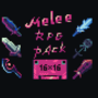 Melee rpg pack 1