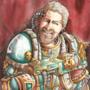 Lord Inquisitor Nick Rackets (40k Fan-Art)