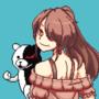 Monokuma girl commission