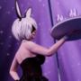 2B as a Waitress
