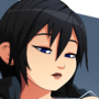 Trapped in Xion's bust
