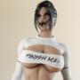 Mortal Kombat 9 - Mileena Pinup #3