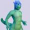 Vergence the Raptor: 3D Model (Sketchfab Link)