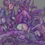 Tenticled monster