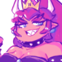 Bowsette - Redhead