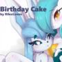 Birthday Cake Comic