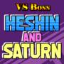 Main villain OCs Heshin and Saturn