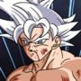 Goku (Mastered Ultra Instinct)