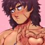 Broly's heartshape manboob