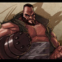 Barret from FF7 by Laufman