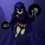 Raven - Teen Titans by medli20