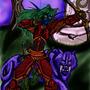 Bronkaz & Aurora by Archangel-X