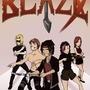 Blaze X Book 1 Cover