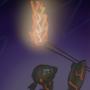Tiki Firedancing
