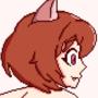Catgirl pixel thing