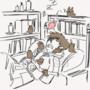 Totoros (sketchdump)
