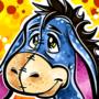 Eeyore - Winnie the Pooh