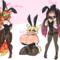 Easter Bun Comms: Batch 1