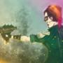 Steampunk Bounty Huntress