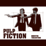 Pulp Fiction quick sketch.