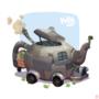 Kettle Car