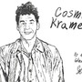 Cosmo Kramer by ScrambledEggs