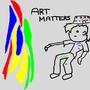 Art Matters by Nindredilne