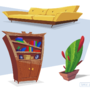 Cartoon Furniture