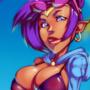 Shantae at the Beach