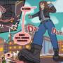 GTS - COM - Rachel Rampage Dream by TokoGiantsu