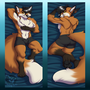 Commission: Kiba Daki