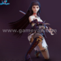 Seria – Beautiful 3D Character Animation Model By GameYan 3d Production HUB