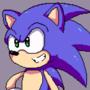 PIXEL | Sonic and a Vampire Ninja (?)