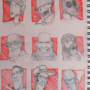 TF2 Sketches by PizzaGuyArt