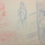 Pin-up Sketches