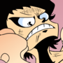 Snake Man Luffy
