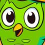 Cinco De Mayo with the Duolingo bird