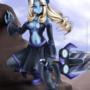Shizuko, commission for Chaosie