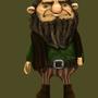 Smug Gnome by ChrisDaemon