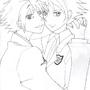 The hitachiin brothers by kariegirl