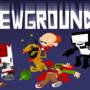 The Newgrounds Cast by AlmightyHans