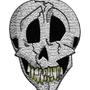 Skull Texture by smirkstudios