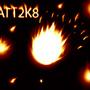 Meteor Shower by Matt2k8