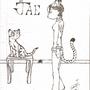 School Paper - Jae by DoodleDemon