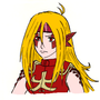 Menardi is Irritated by Sakuya-Himura