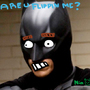BATMAN'S FLIPPIN ME by Nindredilne